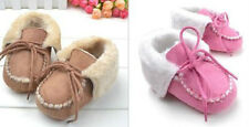 Baby khaki pink embroidery boots Baby warm boots boots shoes