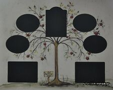 "GEPM149 Our Family Tree Gail Eads 16""x20"" framed or unframed print art"