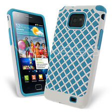 Honeycomb Combo Case for Samsung Galaxy S2 I9100