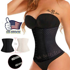 US Belly Band Corset Waist Trainer Cincher Slim Body Shaper (Elasticated Band)