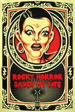 Rocky Horror Picture Show Art Print/Poster