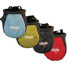 2015 New Brand CLIMBX climbing chalk bag  Rock addict climbing chalk bag