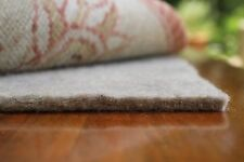 Genuine MOHAWK 3/8 inch Felt Rug Pad - Area Rug Pads -Made in USA- Felt Rug Pads