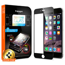 Spigen® iPhone 6 Plus Glass Screen Protector [Full Cover] SERIES