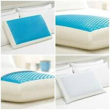 Comfort Revolution Memory Foam & Hydraluxe Cooling Bed Pillow Queen Size 28 x 18