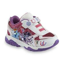 NEW! 2015 My Little Pony Toddler sneakers/Shoes, Light-Up Size:6,7,8,9,10,11,12