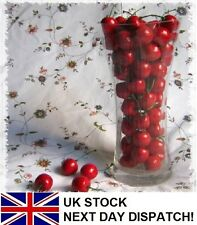 Artificial Fake Plastic Cherry Fruit Food Party Table Decorative foliage Bowl