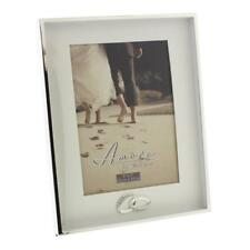 Amore Two Tone Silver Plated Rings Photo Frames Gifts For Wedding