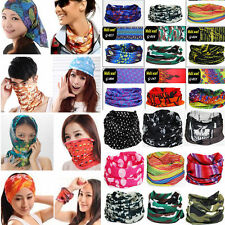 60 Color Pick Magic Head Face Mask Snood Neck Charming Warmer Wrap Shawl Scarf