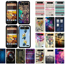 For ZTE Speed N9130 Design Snap On Slim Fit Hard Phone Case Cover