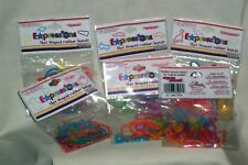 EXPRESSIONS 12 pc Shaped Rubber Bands