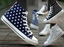 2015 Stylish England Men's Shoes Casual shoes Canvas shoes British Flag Pattern