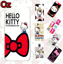 Hello Kitty Cover for Huawei Ascend P7, Quality Painted Case WeirdLand