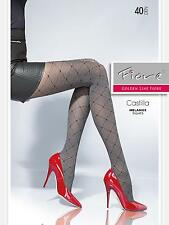 Ladies Stockings Tights Pattern Hosiery Sexy Underwear Size S M L