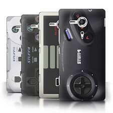 STUFF4 Phone Case/Cover for Sony Xperia SP/C5303 /Games Console