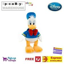 "Donald Duck Plush Toy - Medium - 18"" / 45.7cm OFFICIAL DISNEY STORE MERCHANDISE"