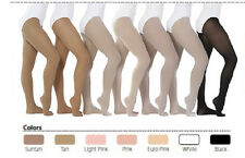 NEW! SO DANCA GIRLS / CHILD BALLET FOOTED TIGHTS. 7 COLORS TO PICK FROM! (TS01)