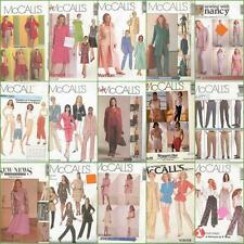 OOP McCalls Sewing Pattern Misses or Womens Plus Size Separates You Pick