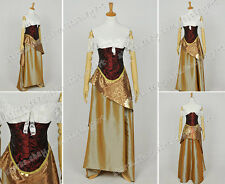 The Phantom Of The Opera Cosplay Christine Daaé Costume Lovely Lady Dress Luxury