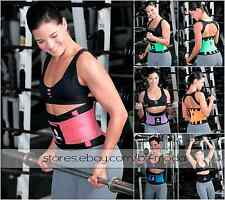 TECNOMED FITNESS BELT, XTREME POWER BELT (tecnomed 100% ORIGINAL from Colombia)