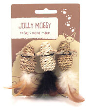 Rosewood Pet Products Surtido Juguetes Jolly Moggy Juguete Gato Gatito Nébeda