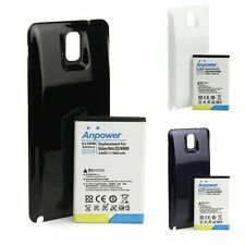 New 7800mAh Extended Battery + Cover For Samsung Galaxy Note 3 III N9000 B800BE