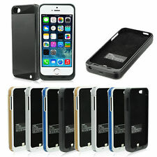 SUNYDEAL 3500mAh Quick Charge Case Power Bank Lithium Battery For iPhone 5 5S 5G