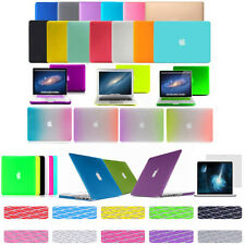"FOR APPLE MACBOOK PRO 13"" INCH RUBBERIZED HARD MATTE PLASTIC CASE KEYBOARD COVER"