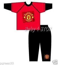 MANCHESTER UNITED PYJAMAS AGES 5-6 YEARS