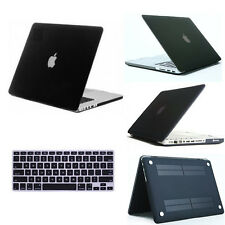 "For Apple Macbook Air 11"" 13"" Pro 13 inch Crystal Hard Case Keyboard Cover"