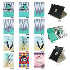 Cute 360° Leather Stand Flip Case Cover For Amazon Kindle Fire HD 7 2014 4th Gen