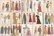 Vintage Vogue Sewing Pattern Misses Size 12 Bust 34  12 1/2  B35  You Pick