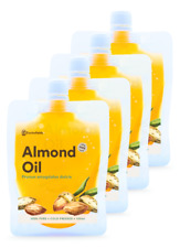 AUSTRALIAN REFINED SWEET ALMOND OIL 400ml -100% PURE**FREE SHIPPING**