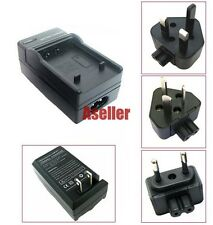 Battery Charger For Panasonic Lumix DMC-FX37 DMC-FX36 DMC-FX35 DMC-FX30 DMC-FX33
