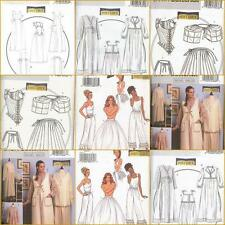 OOP Butterick Sewing Pattern Victorian Renaissance Intimate Apparel You Pick