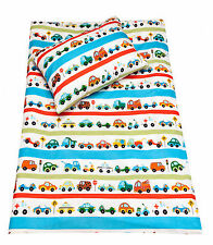 new baby toddler cot/cot bed fitted sheet / bedding set (duvet cover+pillowcase)