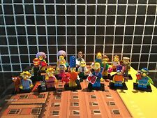 LEGO The Simpsons Minifigures Series 2 71009 *Choose Your Figure* New For '15