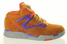 Reebok Pump Omni Lite V53791 Mens Boots Trainers Suede Leather