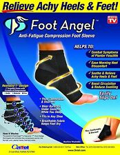 FOOT ANGEL Compression Sleeve AS SEEN ON TV Small Medium Large XL NEW IN STOCK
