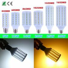 E27 9W 12W 16W 20W 25W 30W LED 5050 SMD Spot Light Warm Day White Corn Lamp Bulb