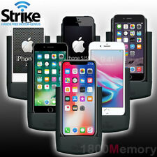 Strike Alpha Car Cradle Charger Dock Mount with Antenna Coupler for Apple iPhone