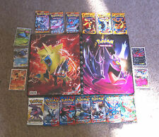 Ultra Pro Pokemon A4 Folder XY Phantom Forces Mega Gengar Folder PACKS LOOK