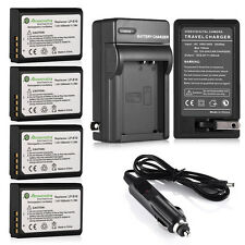 Decoded LP-E10 Battery + Charger For Canon EOS 1100D 1200D Rebel T3 T5 Kiss X50