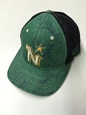 OLD TIME HOCKEY NHL MINNESOTA NORTH STARS ACID GREEN FLEXFIT HAT CAP U PIC SIZE