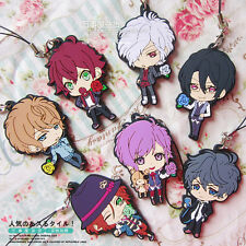 Diabolik Lovers - Movic Limited Rubber Strap Collection