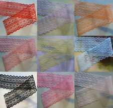 Wholesale 10-100yards embroidery lace ribbon colors can be selected 15 Color