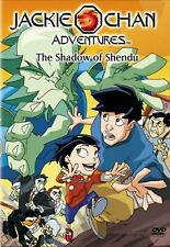 Jackie Chan Adventures: The Shadow of Shendu (DVD, 2002)