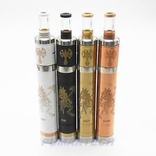 Black Brass Copper White Anubis Mechanical Mod Clone For 18650 Battery