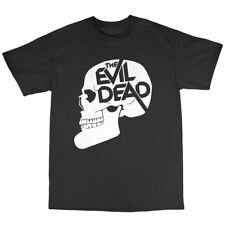 The Evil Dead Inspired T-Shirt 100% Cotton Army Of Darkness Horror Gore