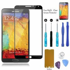 for Samsung Galaxy Note 3 N9000 2 N7100 Front Screen Lens Glass Replacement Kit